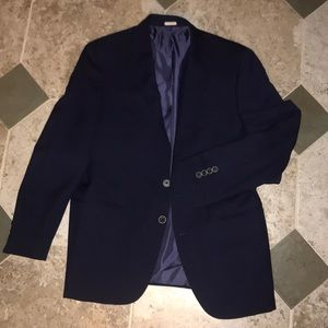 Men's Joseph Abboud blazer 42R Navy Blue
